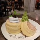 For Japanese-style Souffle Pancakes