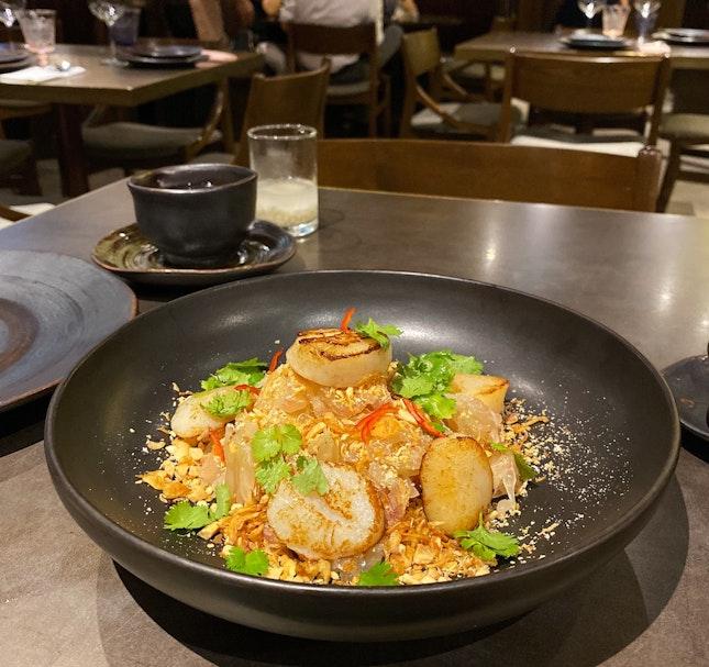 For Refined Thai Cuisine