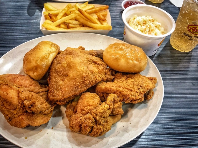 For Singapore's OG Chicken Chain