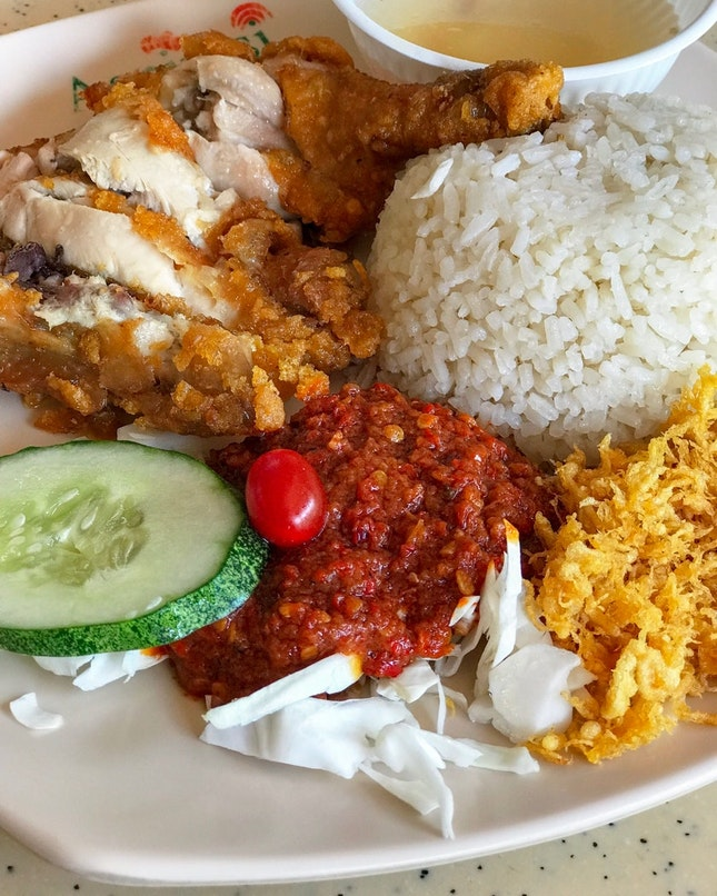 For Glorious Ayam Penyet