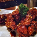 For Classic Korean Fried Chicken