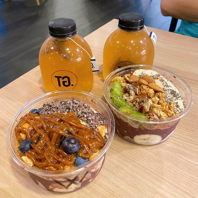 For 1-for-1 Acai Bowl + Drink (save ~$10)