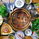 For Hotpot & BBQ Buffet For 2 (save ~$37)