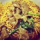 Crispy Noodle Beef Horfun