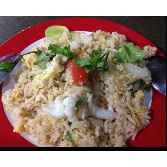 Street Stall Fried Rice