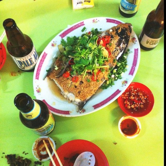 Evenings Around Chinatown