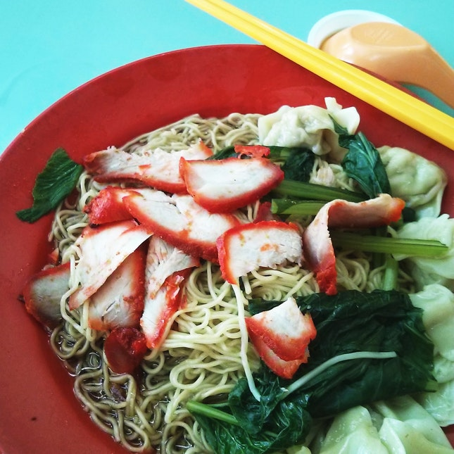 After School Wanton Mee