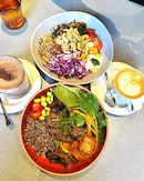 #burpple   this is becoming my go-to place for flavourful #grainbowl 👍🏻😋