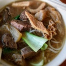 3 Combination Beef Noodles
