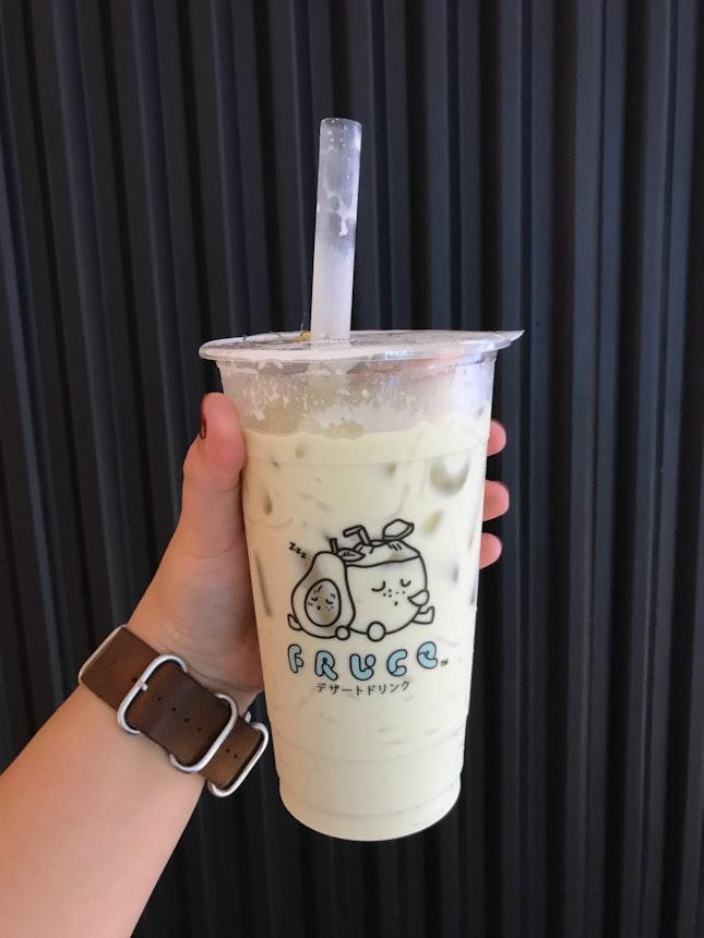 Best Avocado Coconut Drink