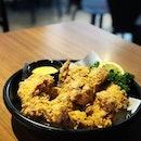 Korean Fried Chicken!