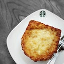 Lazy Sunday Four Cheese Toast @starbuckssg .
