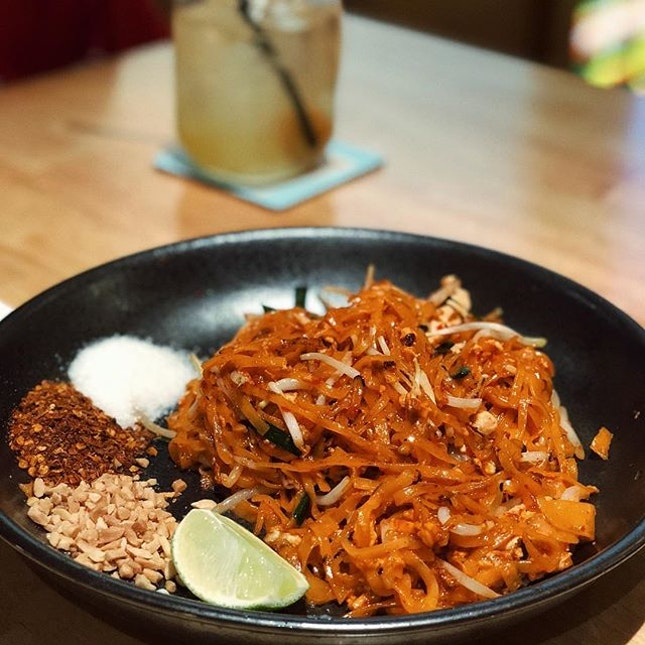 Time for some Thai food at #bangkokjam .