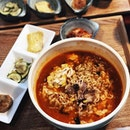 Will craved for Kimchi Ramyeon especially when freezing from the blasting aircon in the office.