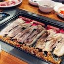 Meat-ful Korean BBQ at #daessiksin .