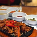 @hyangtogol_rc for some Spicy Pork to spice up the day .