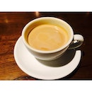 Cold weather, keeping indoors, why not have a Flat White again?
