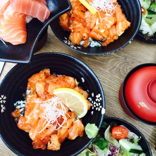 Salmon & Roe Don / $17