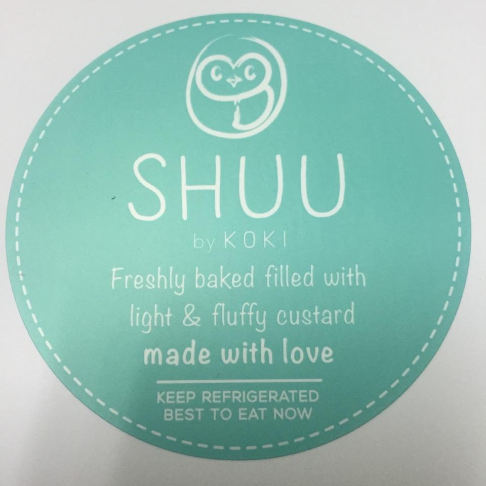 Shu Choux @ $4.30 each