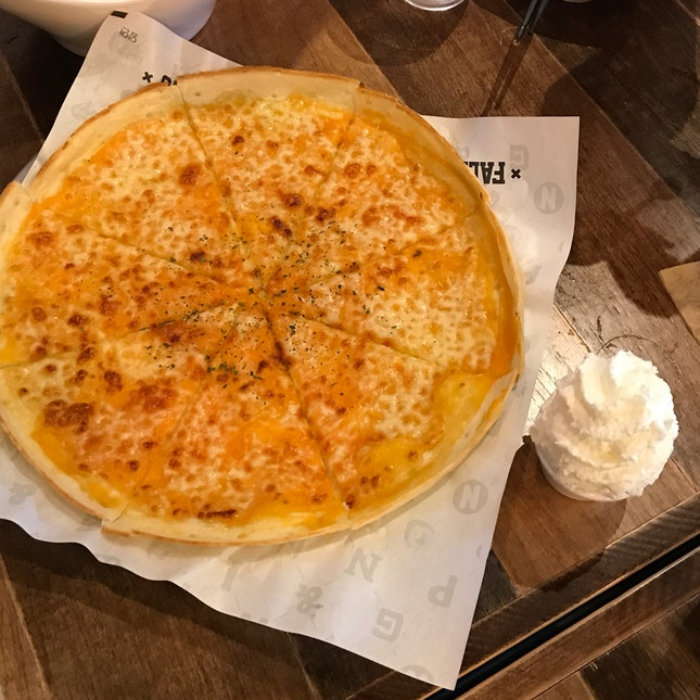 Ni Pizza-Sweet Potato ($16.80)