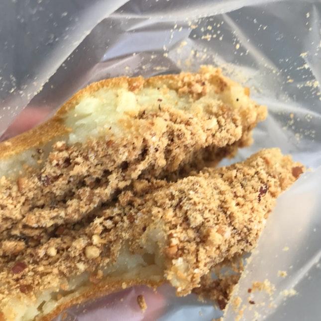 Peanut Pancake ($1)