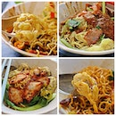 New on the blog: Battle of the Wonton Mee @ Old Airport Road - Hua Kee vs.