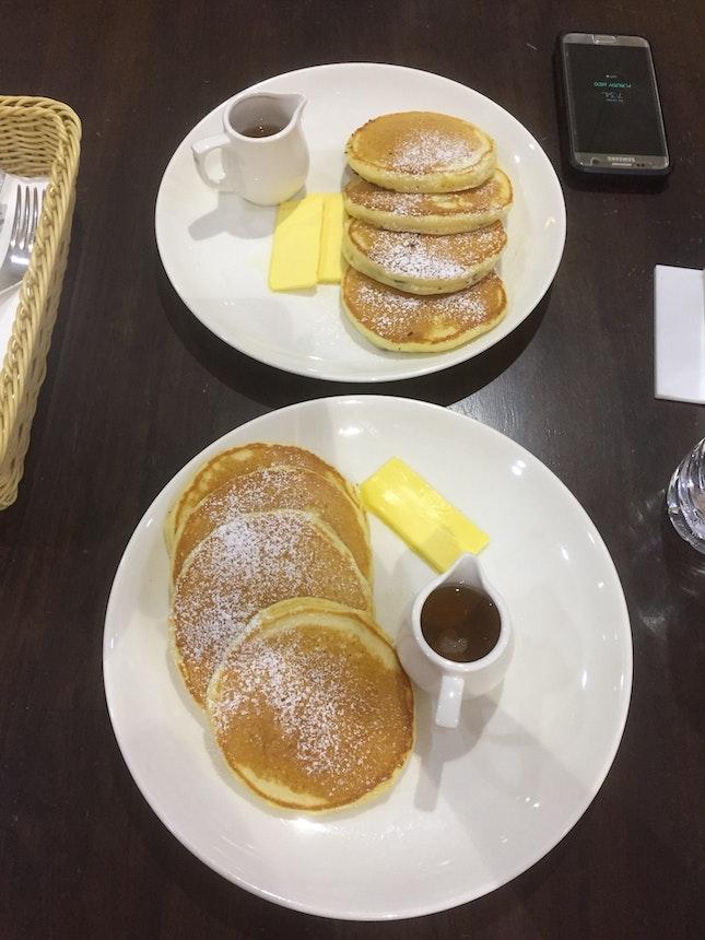 1-For-1 Pancake (Savoury/Sweet) Deal