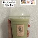 Genmaicha Milk Tea