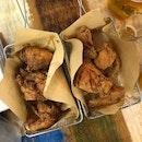 Ganjang & Crispy Up 1/2 Chicken