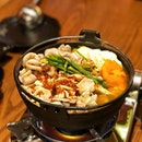 Kimchi Nabe best eat it with ramen!