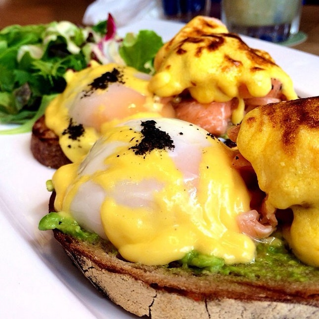 10 Brunch & Coffee Places