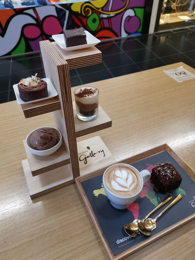 Chocolate Tasting Platter