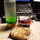 #CitrusZinger #CherryTomato #Bread #Breakfast #Healthy #Diet