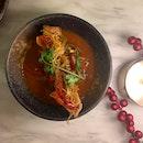📌 Chuan Chuan (Fried Barramundi w/ fried ginger & sour chillies)
