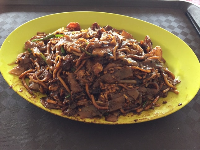 No.18 Zion Rd Fried Kway Teow