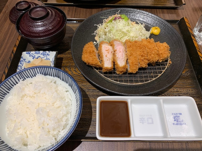 Fave Place For Tonkatsu 💯