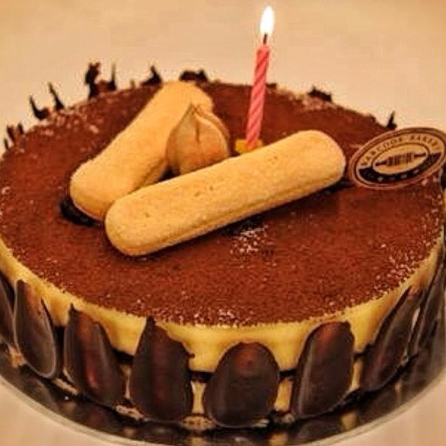 Prime Tiramisu Birthday Cake By Tony Wong Burpple Funny Birthday Cards Online Necthendildamsfinfo