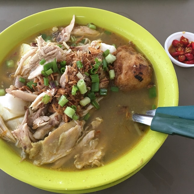 Best Soto Ayam In Singapore!