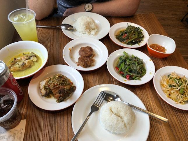 Nasi Padang Indulgence For CNY