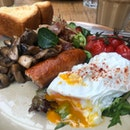 Delicious Breakfast With Fantastic Coffee