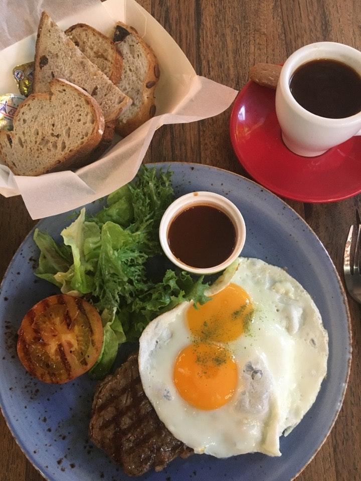 Steak & Eggs Brunch