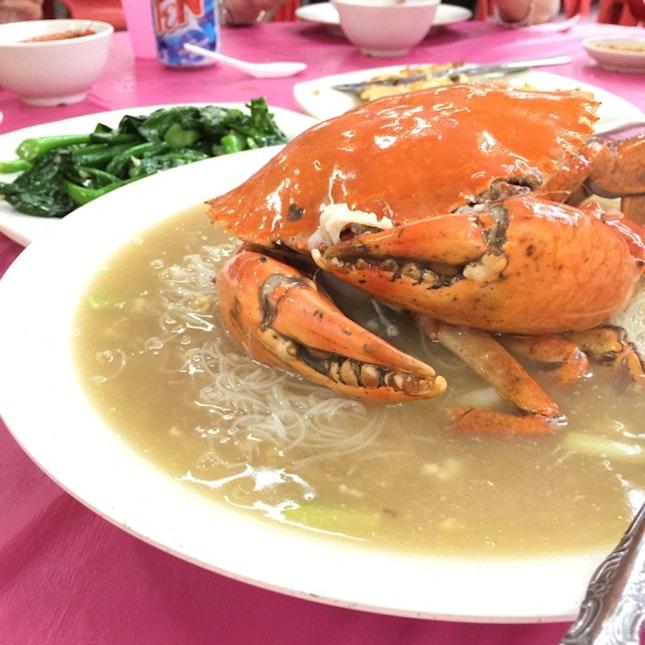 All-Signature Crab Bee Hoon