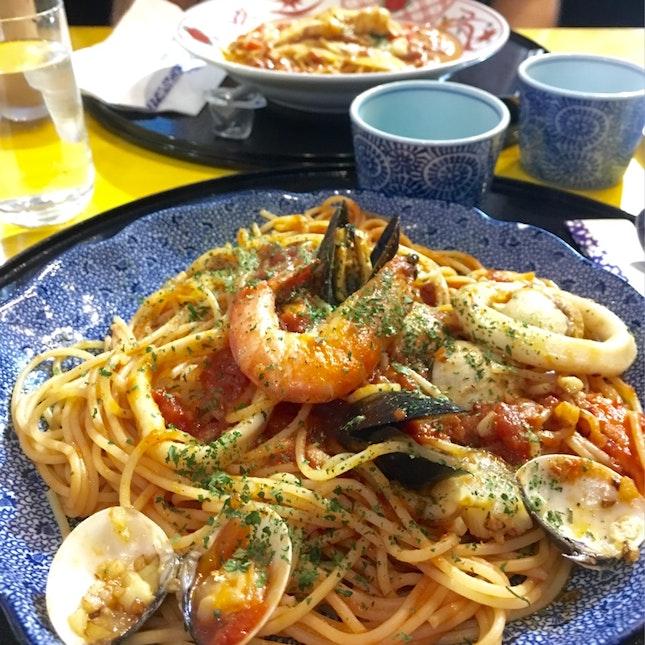 Seafood Pescatora