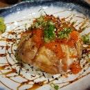 Salmon Aburi Don