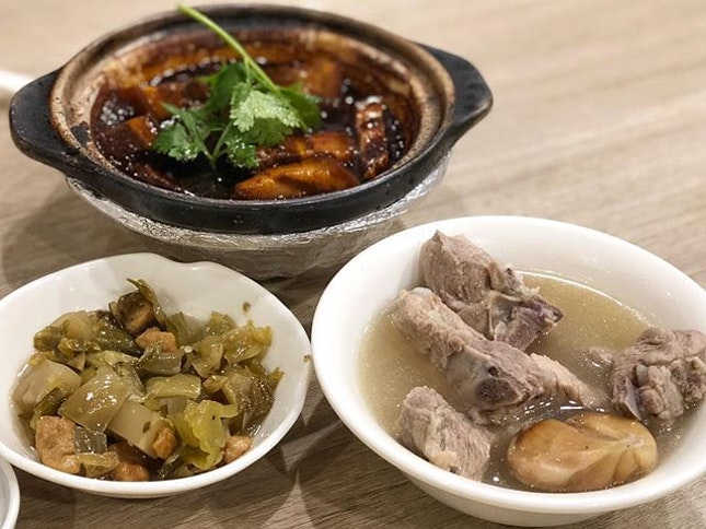 Bak kut teh/ Braised Pork ($8) Overall ⭐️ 3/5 ⭐️ 🍴At nett prices, it's not too bad a price for quite generous portions of meat and we paid $10 each.