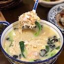 Beancurd soup 大煮干丝 ($13.80)