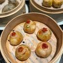 Garoupa Dumplings