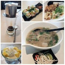 out pho lunch.