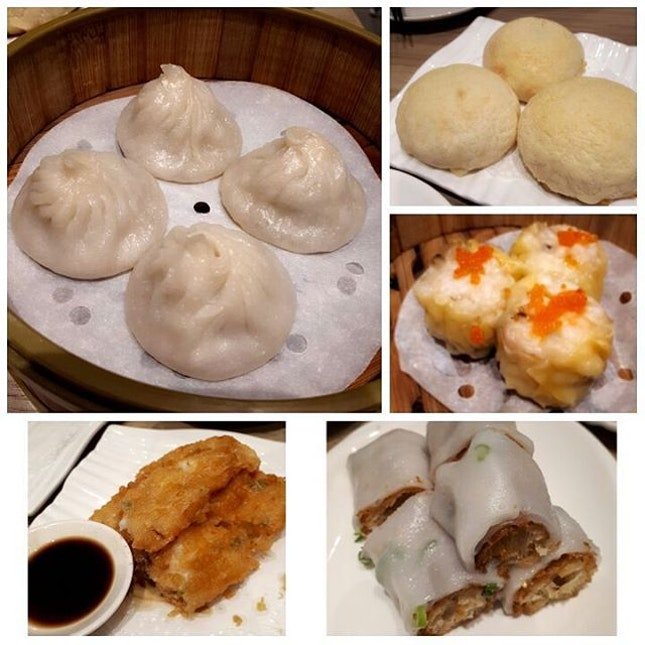 yum cha time because 50% off 3-5pm (Paradise member only.