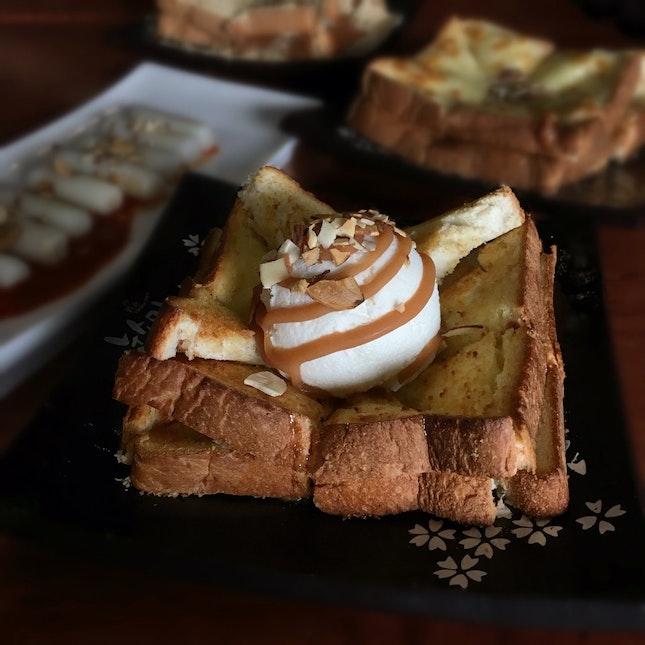 Toast & Bingsu